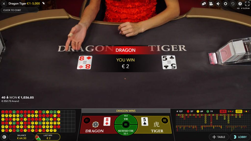 Agen Dragon Tiger Berlisensi Beri Banyak Keuntungan untuk Para Bettor